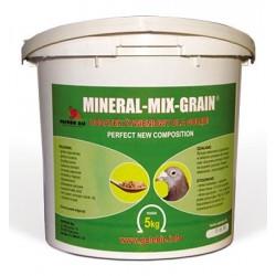 Минерали, зеленчуци и семена за гълъби - MINERAL-MIX-GRAIN