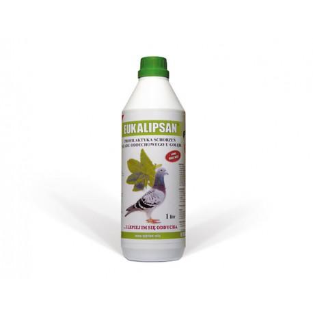 EUKALIPSAN - Свежи и чисти дихателни пътища