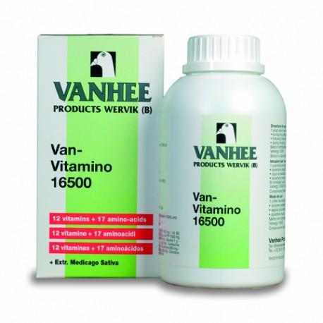 VAN-VITAMINO 16500 витамини и аминокиселини за състезателният период