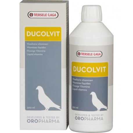 Ducolvit - течен мултивитаминен комплекс