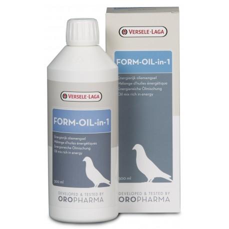Form Oil in 1 - енергийно масло за гълъби