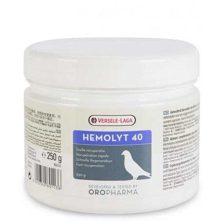 Hemolyt 40 - протеин с витамини и електролит