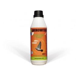 Витамини с аминокиселини Аминовитам - AMINOWITAM 500ml