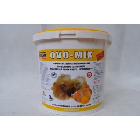 OVO-MIX – Яйчена храна за разплодни и млади гълъби