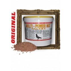 Multi Power Mix 100% естествена енергийна хранителна добавка за по силни гълъби.