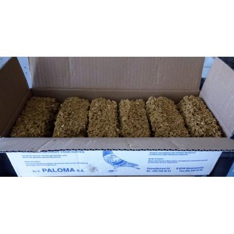 PICKING BRICK – минерални блокчета за кълване за гълъби.